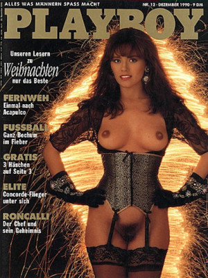 Playboy Germany - Dec 1990