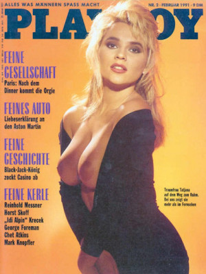 Playboy Germany - Feb 1991