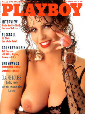 Playboy Germany - March 1991