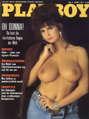 Playboy Germany - April 1991