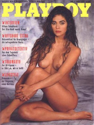 Playboy Germany - May 1991