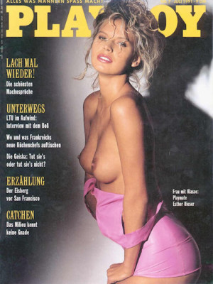 Playboy Germany - July 1991