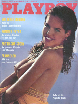 Playboy Germany - August 1991