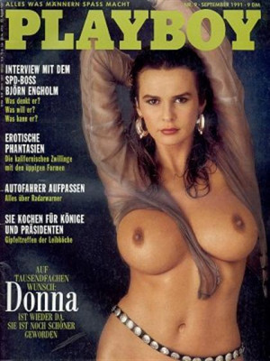 Playboy Germany - Sep 1991