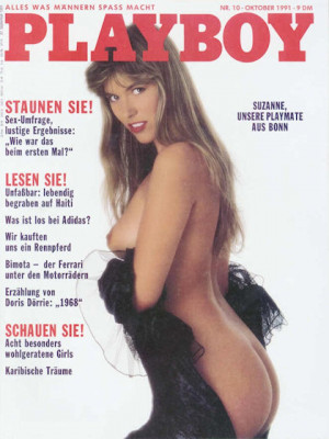 Playboy Germany - October 1991