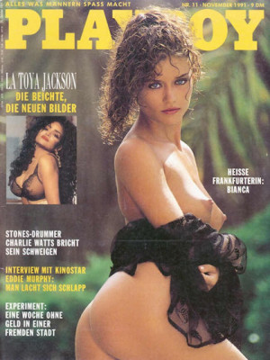 Playboy Germany - Nov 1991