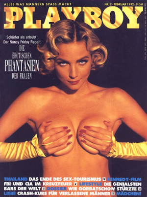 Playboy Germany - Feb 1992