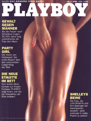 Playboy Germany - April 1992
