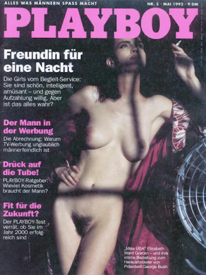 Playboy Germany - May 1992