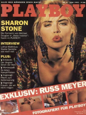 Playboy Germany - June 1992