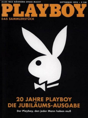 Playboy Germany - Sep 1992