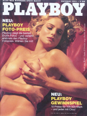 Playboy Germany - October 1992