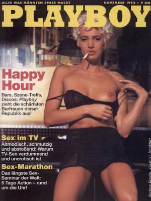 Playboy Germany - Nov 1992