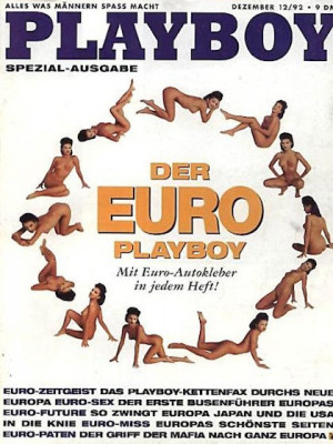 Playboy Germany - Dec 1992