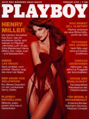 Playboy Germany - Feb 1993