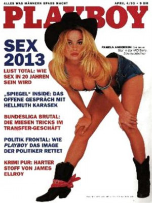 Playboy Germany - April 1993