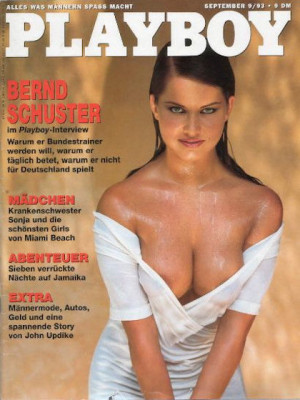 Playboy Germany - Sep 1993