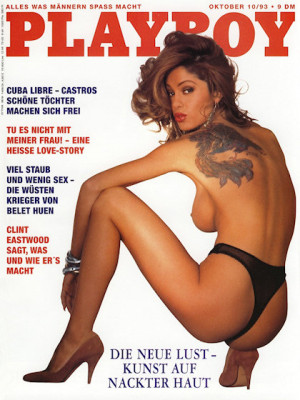 Playboy Germany - October 1993