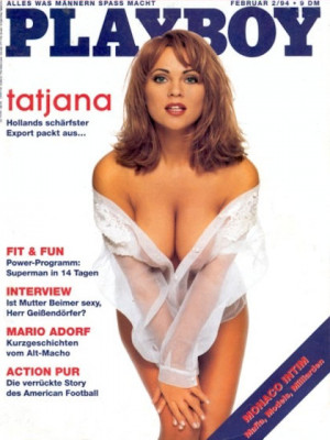 Playboy Germany - Feb 1994