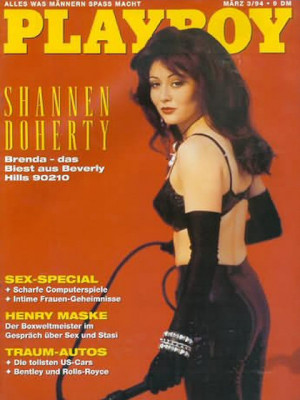 Playboy Germany - March 1994