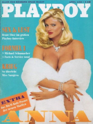 Playboy Germany - April 1994