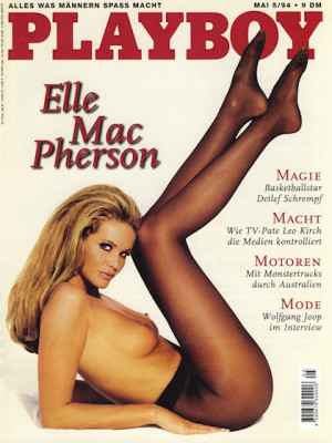 Playboy Germany - May 1994