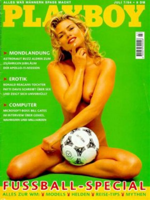 Playboy Germany - July 1994