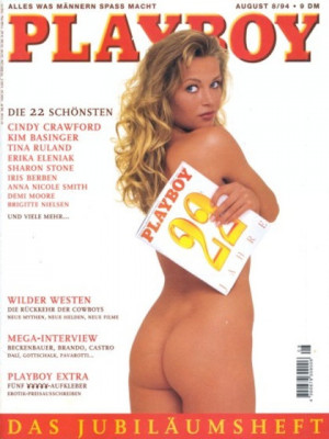 Playboy Germany - August 1994
