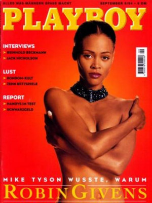 Playboy Germany - Sep 1994