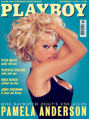 Playboy Germany - Nov 1994