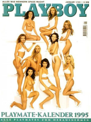 Playboy Germany - January 1995