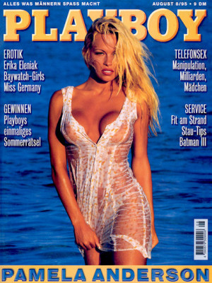Playboy Germany - August 1995