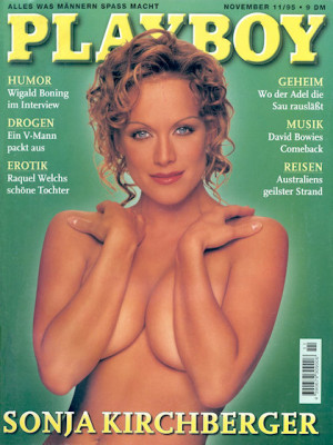 Playboy Germany - Nov 1995