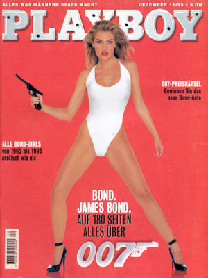 Playboy Germany - Dec 1995