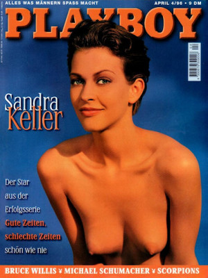 Playboy Germany - April 1996
