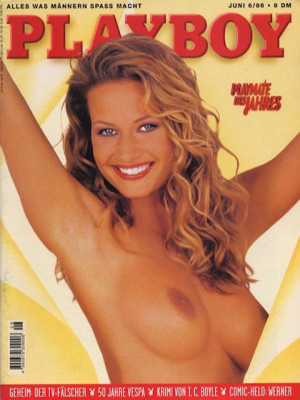 Playboy Germany - June 1996