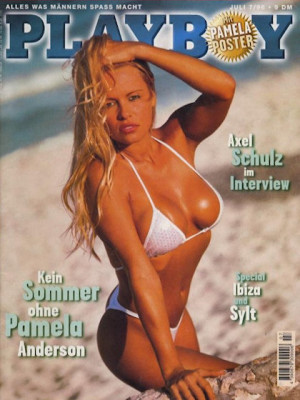 Playboy Germany - July 1996