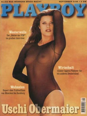 Playboy Germany - Sep 1996