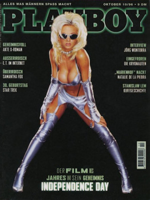 Playboy Germany - October 1996