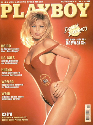 Playboy Germany - Nov 1996
