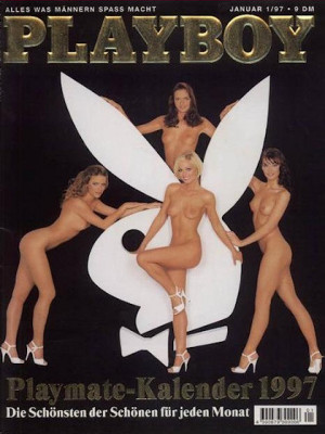 Playboy Germany - January 1997
