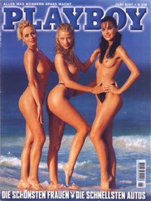Playboy Germany - June 1997