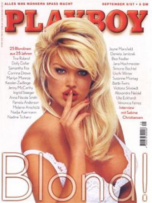 Playboy Germany - Sep 1997