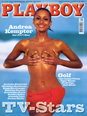 Playboy Germany - October 1997