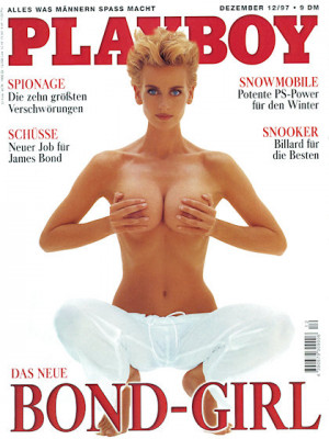 Playboy Germany - Dec 1997