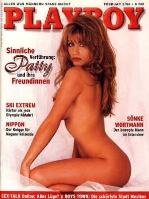 Playboy Germany - Feb 1998