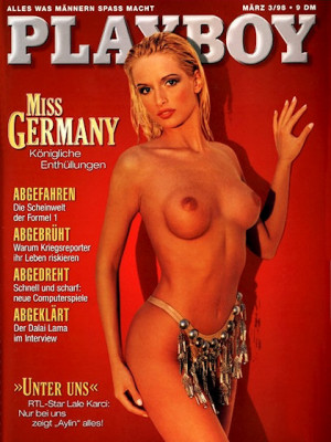 Playboy Germany - March 1998