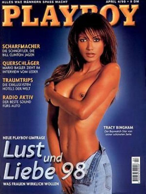 Playboy Germany - April 1998