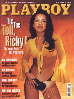 Playboy Germany - May 1998