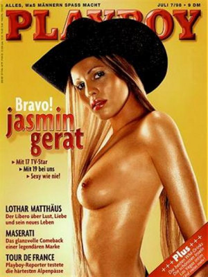 Playboy Germany - July 1998